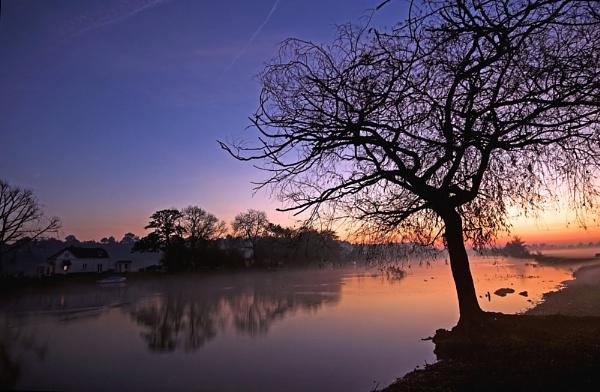 Thames sunset by Carol_f
