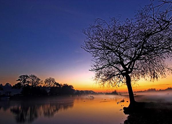 Thames sunset II by Carol_f