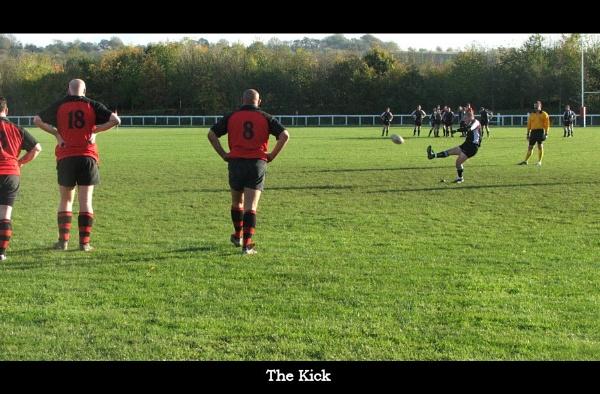 The Kick by jonhayward