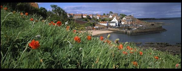 Crail Village, Fife by Camairish