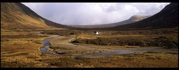 Cottage, Glencoe by Camairish