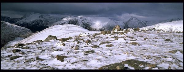 Stob Ghabhar, Scotland by Camairish