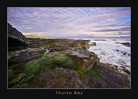 Thurso Bay by Ewan