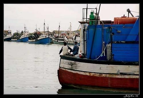 Westcoast Fishers by LourensdB
