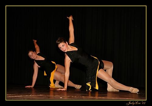 School Ballet by LourensdB