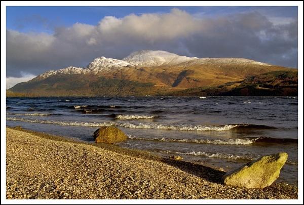 Sunny Ben Lomond... by Scottishlandscapes