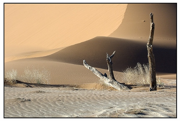 Sossusvlei Namibia by peterpaterson