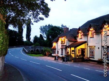 My village pub by graceland