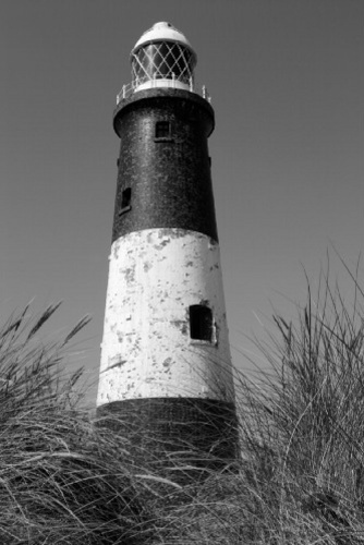 lighthouse by hebdens