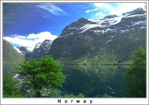Norway by Hedgehog