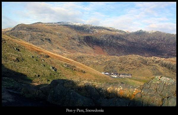 Pen-y-Pass, Snowdonia by Dotrob