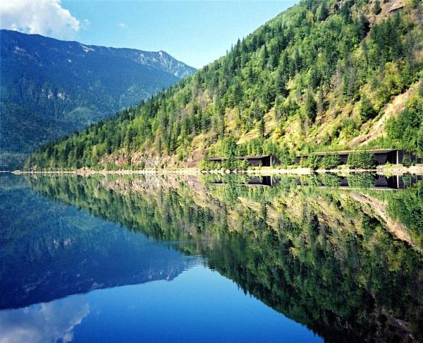 Three Valley Lake 2 by GavMc