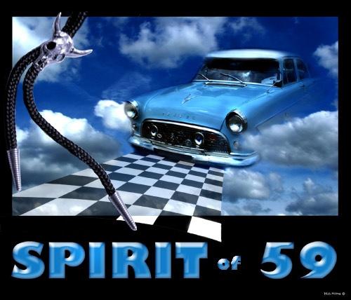 SPIRIT OF 59 by marshy
