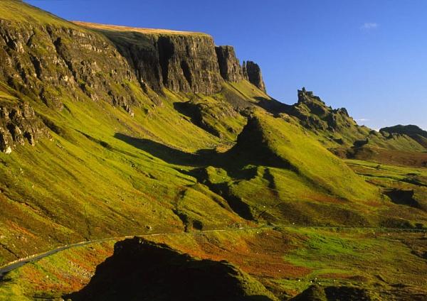 Quiraing,Isle of Skye by Camairish