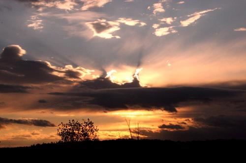 Fire Sky by G3