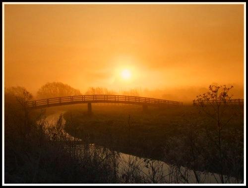 Bridge of the rising sun.. by boot