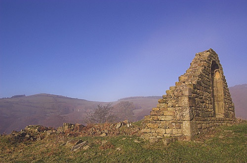Chapel Mist by jonc