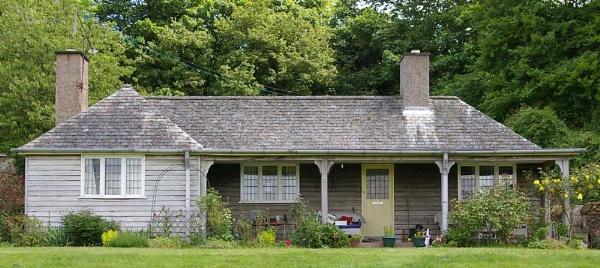 Summer Cottage by johnriley1uk