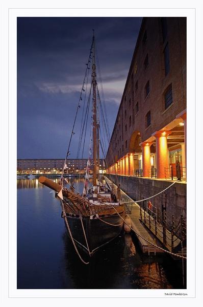 Albert Dock by dpemberton