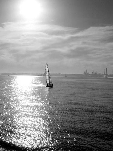 UK Winter Sailing 2 by biggus