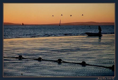 Glossy Sunset by LourensdB