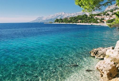 Croatian Sea by netti spaghetti