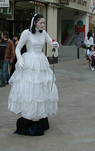 Street Bride by seven_ninety