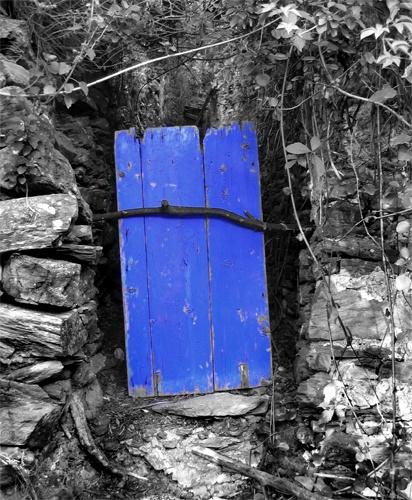 Blue Door by NigelAndrew