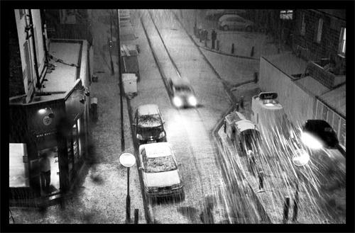 London Falling by NigelAndrew