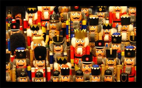 Toy Soldiers by NigelAndrew
