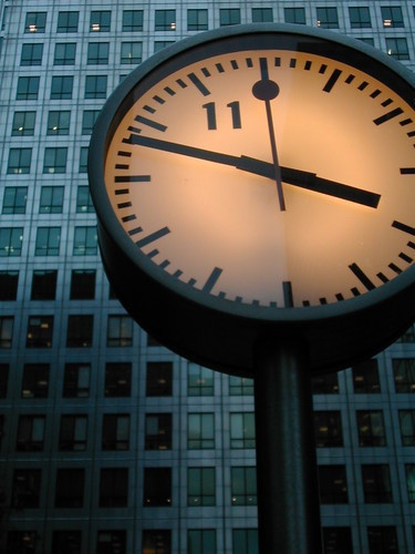 Clocking On by jackwatson