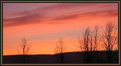 Quantock Sunrise Nov  05 by AngelaB