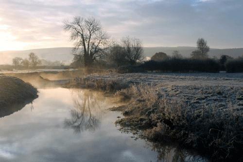 morning mist by nigelo