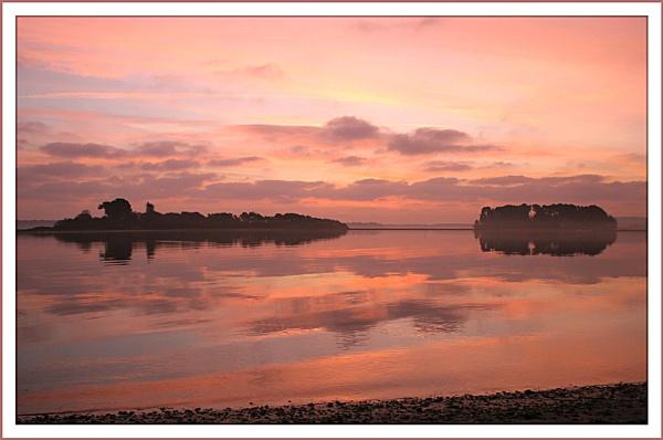 Sunrise at Arne by JohnoP