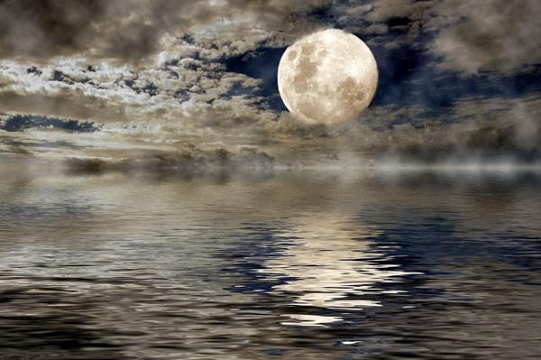 Moon Glow by celyn