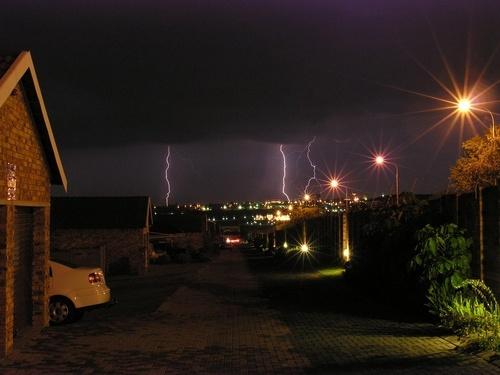 Lightning Power by Sakkie