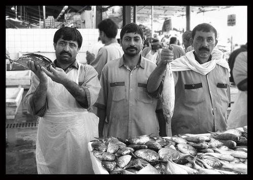 Fishmarket Fellows 3 by GavMc