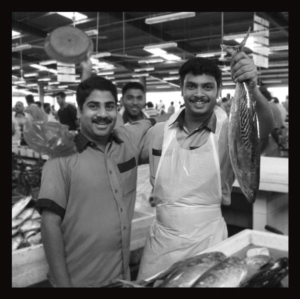 Fishmarket Fellows 4 by GavMc