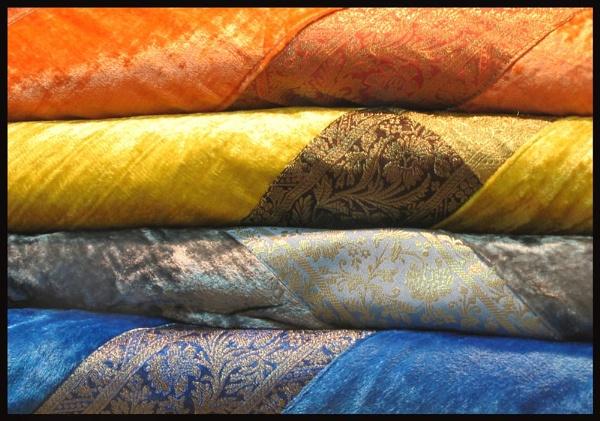 Lovely Silk by GavMc