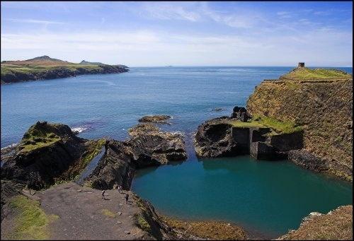 Blue Lagoon by Lensdust