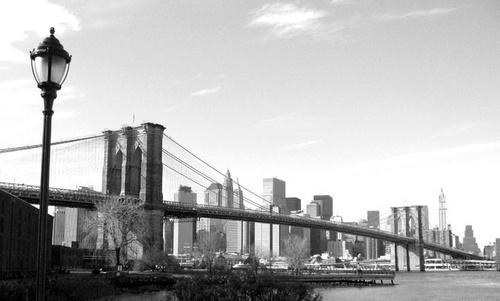 Brooklyn Bridge by MrSpencer