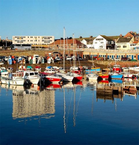 Bridlington Harbour2 by MarkT
