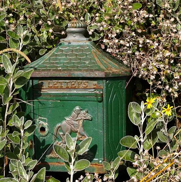 Letter Box by johnriley1uk