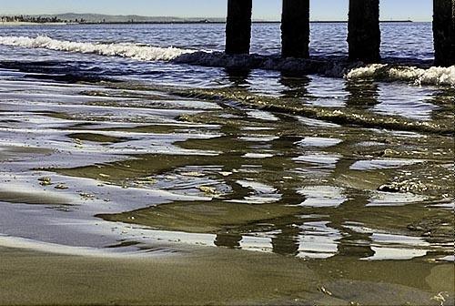 Wet Sand by gajewski