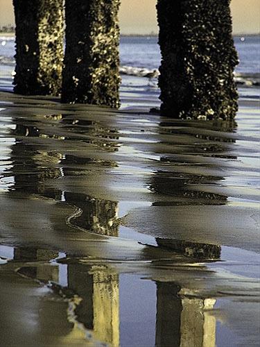 Wet Sand 2 by gajewski