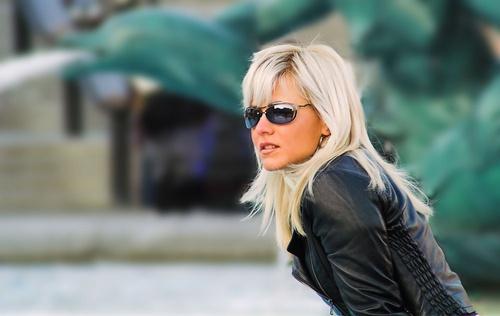 Blonde by Hoffy