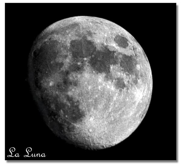 La Luna by paulcr