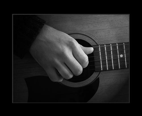 Guitar by ddunn