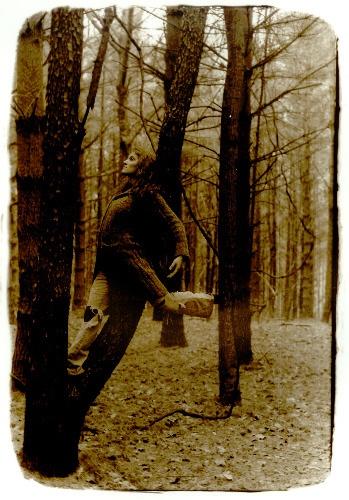 tree jumper by Farris