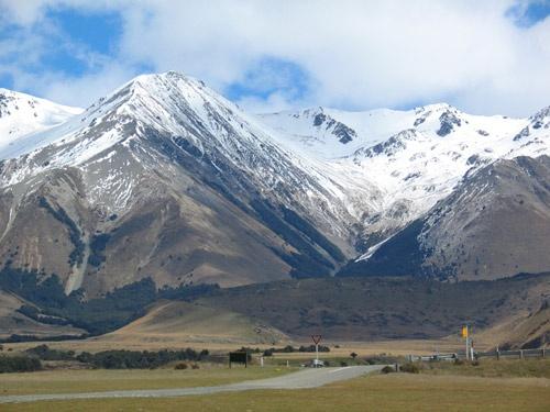 Torlesse range by Nigel_NZ
